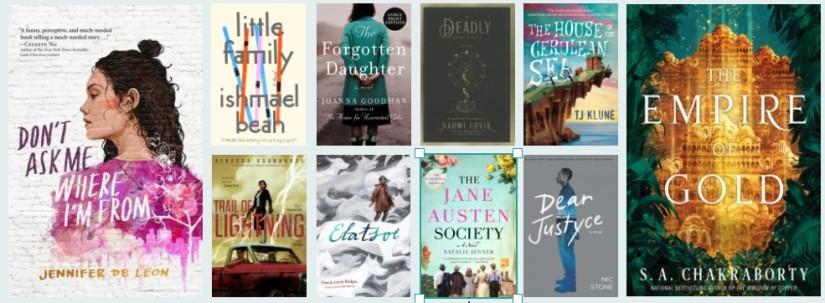 2020 Top Ten Books